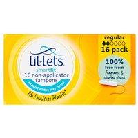 Lillets Tampons Regular 16 Pack