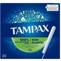 Tampax Tampons Applicator Super 20 Pack