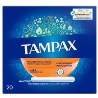 Tampax Tampons Applicator Super Plus 20 Pack