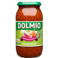 Dolmio Extra Roasted Onion & Garlic Sauce