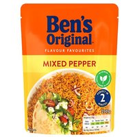 Uncle Bens Express Mixed Pepper Rice