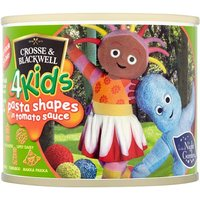 Crosse And Blackwell 4 Kids In The Night Garden Pasta Shapes