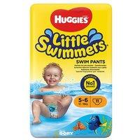 Huggies Unisex Little Swimmers Size 5-6