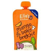 Ellas Kitchen 6 Month Organic Mango Baby Brekkie