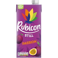 Rubicon Passion Fruit Juice Drink Large