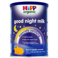 Hipp 6 Month Organic Good Night Milk
