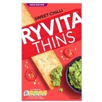 Ryvita Thins Sweet Chilli
