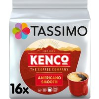 Tassimo Kenco Americano Smooth Coffee Pods 16 Servings