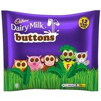 Cadbury Fair Trade Treatsize Buttons