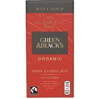 Green & Blacks Maya Gold Chocolate & Orange Spices
