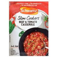 'Schwartz Slow Cookers Beef & Tomato Casserole