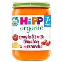Hipp 10 Month Organic Pasta with Tomatoes & Mozzarella Jar