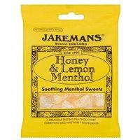 Jakemans Honey Lemon & Menthol