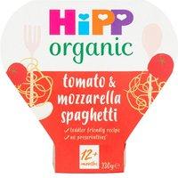 Hipp 1 Year Spaghetti Tomato & Mozzarella Sauce Tray