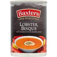 Baxters Luxury Lobster Bisque