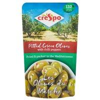 Crespo Olives With Chilli Pepper