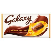 Galaxy Caramel Chocolate Bar