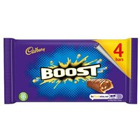 Cadbury Boost 4 Pack