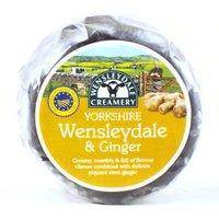 Wensleydale & Ginger Cheese