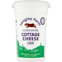 Longley Farm Cottage Cheese With Chives
