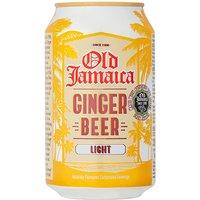 Old Jamaica Ginger Beer Light - 24 X 330Ml