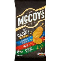 McCoys Classic Variety 6 Pack