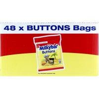 Nestle Milkybar Button Bag - 48 x 30g