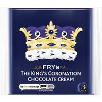 Frys Chocolate Cream 3 Pack