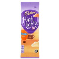 Cadburys Highlights Chocolate Fudge Sachet