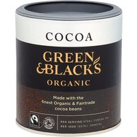 Green & Blacks Organic Cocoa Fair Trade