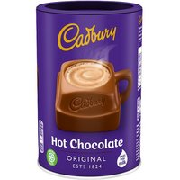 Cadbury Fairtrade Drinking Chocolate Add Milk Large Size