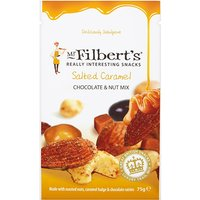 Mr Filberts Salted Caramel Chocolate Nut Mix Pouch