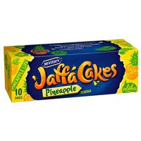 Mcvities Pineapple Jaffa Cakes 10 Pack