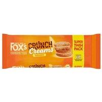Foxs Golden Crunch Creams Twin Pack
