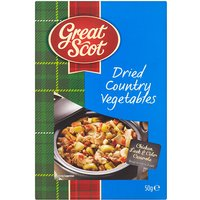 Great Scot Dried Country Vegetables