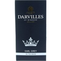 Darvilles Of Windsor Earl Grey Tea 50 Teabags
