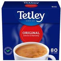 Tetley Tea Bags 80