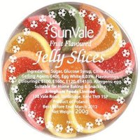 Sunvale Assorted Fruit Flavoured Jelly Slices