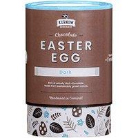 Kernow Handmade Easter Egg Dark Chocolate