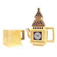 Big Ben For One Teapot & Mug