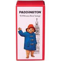 Paddington Bear Big Ben Tea Carton with 40 Afternoon Blend Teabags