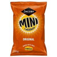 Jacobs Mini Cheddars Original Large Bag
