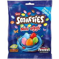 Smarties Mini Eggs Share Bag