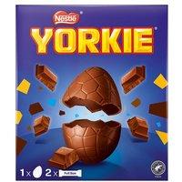 Yorkie Large Easter Egg
