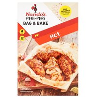Nando's Peri-Peri Bag & Bake Hot