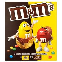 M&Ms Peanut & Chocolate Large Easter Egg