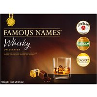 Famous Names Whisky Collection Gift Box