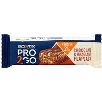 SCI-MX Pro 2Go Chocolate & Hazelnut Protein Flapjack 80g