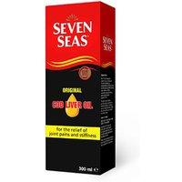 Seven Seas Original Cod Liver Oil Liquid 450ml