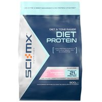 SCI-MX Diet Pro Protein Strawberry 900g